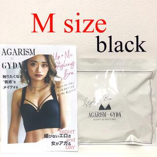 GYDA - 【新品】AGARISM×GYDA  ナイトブラ Msize/Black