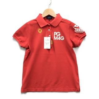 パーリーゲイツ(PEARLY GATES)のパーリーゲイツ PEARLY GATES ポロシャツ    レディース 0(ポロシャツ)