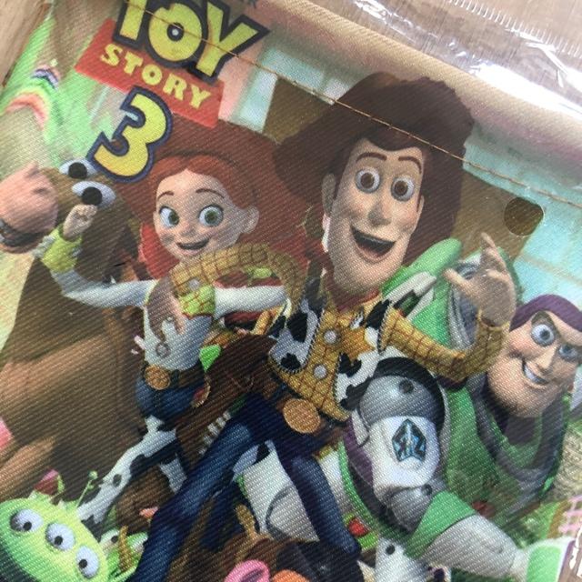 Disney(ディズニー)の男の子 ミニ巾着 2枚セット エンタメ/ホビーのおもちゃ/ぬいぐるみ(キャラクターグッズ)の商品写真