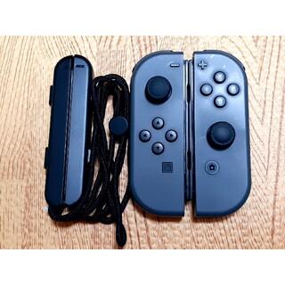 Nintendo Switch - 魚様 Nintendo Switch Joy-Con (L) / (R) グレー