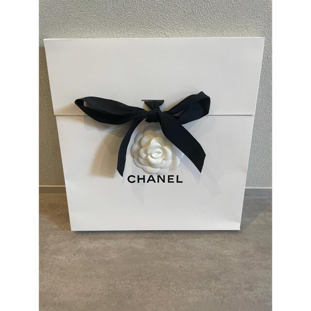 CHANEL(シャネル)のシャネル 梱包箱 プレゼントに  インテリア/住まい/日用品のオフィス用品(ラッピング/包装)の商品写真