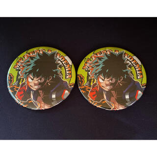 僕のヒーローアカデミア コレクション缶バッジ 第6弾 緑谷出久