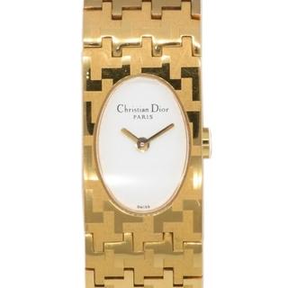 クリスチャンディオール(Christian Dior)の【中古】クリスチャンディオール Christian Dior 腕時計  GP(腕時計)