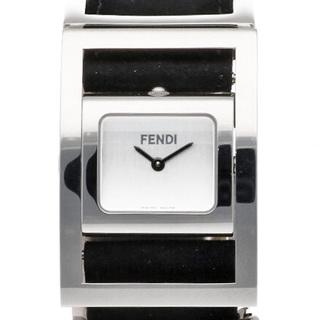フェンディ(FENDI)の【中古】フェンディ FENDI 腕時計  ジャイロ スクエアフォルム(腕時計)