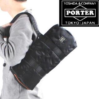 PORTER - 名品!PORTER/吉田カバン(ポーター)タンカー ボストンバック ブラック