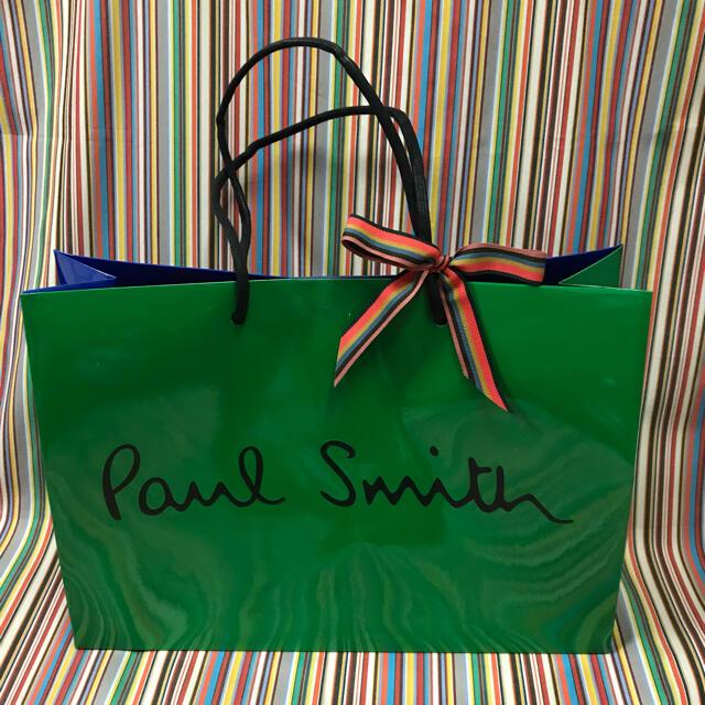 Paul Smith(ポールスミス)の新品未使用 ポールスミス 二つ折り財布(ブラック) メンズのファッション小物(折り財布)の商品写真