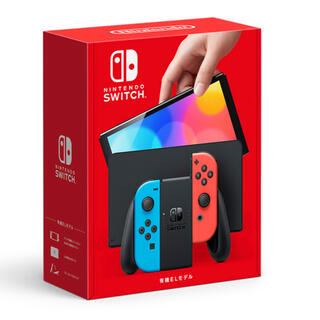 Nintendo Switch - Nintendo Switch(有機ELモデル)