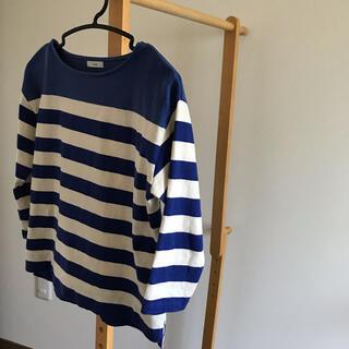 イエナ(IENA)のイエナ ボーダーカットソー (Tシャツ/カットソー(七分/長袖))
