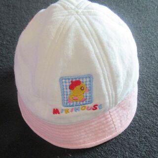 ミキハウス(mikihouse)のミキハウス 帽子 46㎝(帽子)