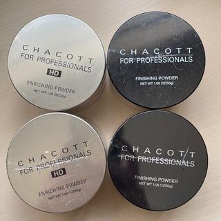 CHACOTT - Chacott 4個セット
