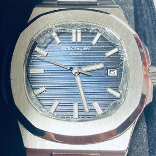 PATEK PHILIPPE - 新品 自動巻PPブルーメンズ腕時計ジャンク品‼️