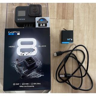 GoPro - GoPro HERO 8+社外40m防水ケース+社外充電器バッテリー3個