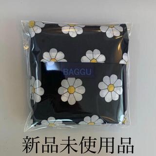 baggu のblack daisy エコバック 新品未使用品