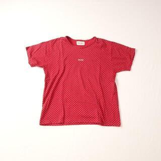 ピンクハウス(PINK HOUSE)のPINK HOUSE ピンクハウス ロゴ ドット Tシャツ(Tシャツ(半袖/袖なし))