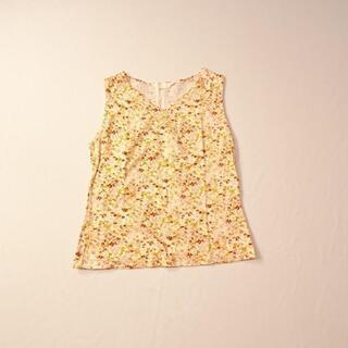 ピンクハウス(PINK HOUSE)のPINK HOUSE ピンクハウス ノースリーブ トップス(Tシャツ(半袖/袖なし))