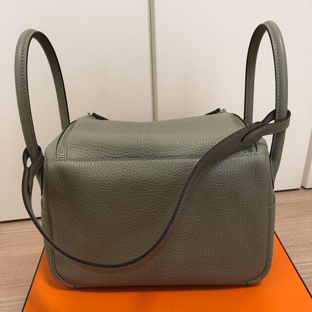 Hermes(エルメス)のHERMES リンディ 26 セージ シルバー金具 レディースのバッグ(ハンドバッグ)の商品写真