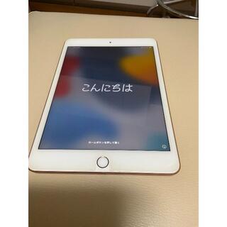 Apple - iPad mini5 Wi-Fi+Cellular ゴールド 64GB