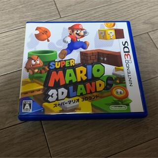 ニンテンドー3DS(ニンテンドー3DS)のニンテンドー3ds スーパーマリオ3DLAND(家庭用ゲームソフト)