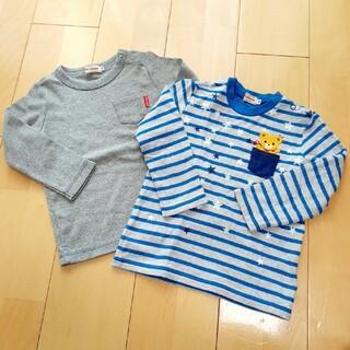 mikihouse - ミキハウス❣️長袖Tシャツ2枚セットsize90