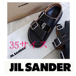 Jil Sander - 新品未使用 JIL SANDER x Birkenstock ジルサンダー 35