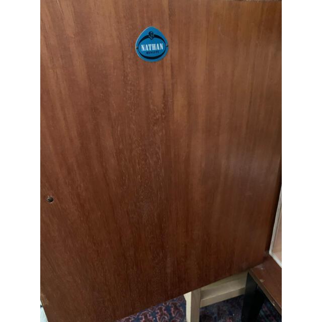 IDEE(イデー)のミッドセンチュリー ビンテージ ネイサン カップボード サイドボード アーコール インテリア/住まい/日用品の収納家具(リビング収納)の商品写真