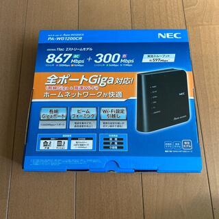 NEC - NEC wifiルーター