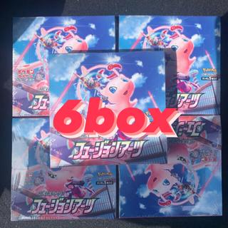 ポケモン - フュージョンアーツ 5box シュリンク付き