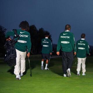 NIKE - Nike nocta golf ゴルフ クルーネック Mサイズ ナイキ ノクタ