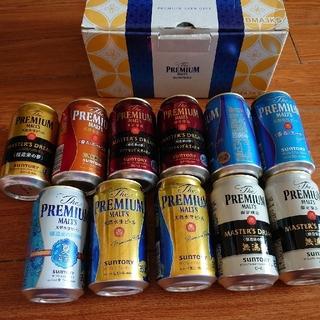 サントリー(サントリー)のサントリープレミアムモルツ11缶ギフト(ビール)