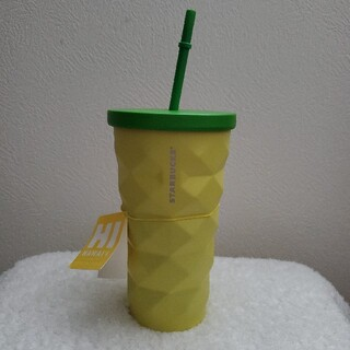 Starbucks Coffee - 【新品未使用】スタバ ハワイ限定 パイナップルタンブラー
