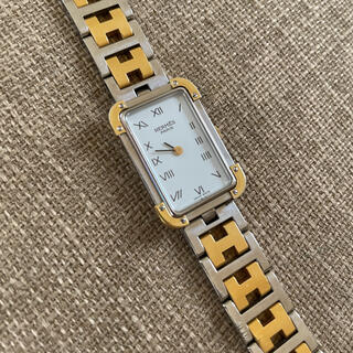 Hermes - エルメス クロアジュール クリッパー 腕時計 レディース