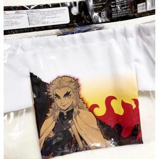 【新品未開封】鬼滅の刃 煉獄杏寿郎 羽織風巾着(キャラクターグッズ)