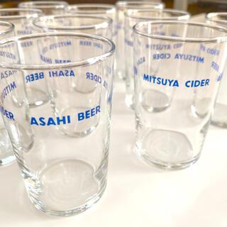 アサヒ(アサヒ)の昭和レトロ アサヒビール✖️三ツ矢サイダー グラス(グラス/カップ)