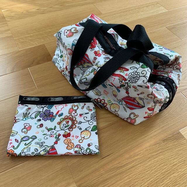 LeSportsac(レスポートサック)のレスポートサック ポーチ付き レディースのバッグ(ハンドバッグ)の商品写真