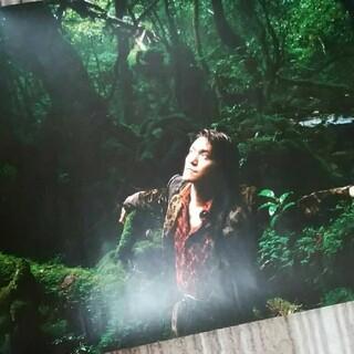 【お値下げ中!】TOSHI ポスター B2サイズ(印刷物)