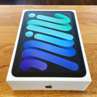 Apple - 新品未開封 ipad mini 6 256GB cellular simフリー
