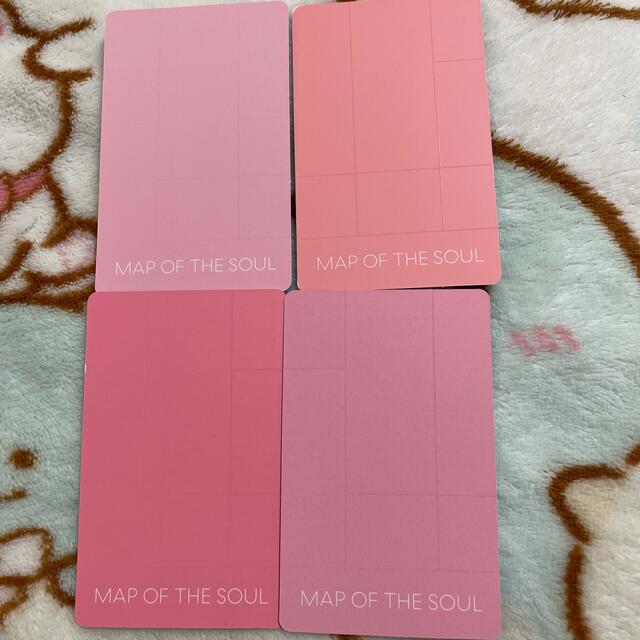 防弾少年団(BTS)(ボウダンショウネンダン)のMAP OF THE SOUL Persona トレカ RM ナムジュン エンタメ/ホビーのCD(K-POP/アジア)の商品写真