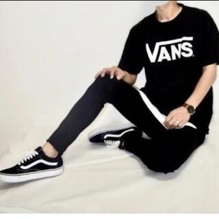 VANS - VANS 黒Tシャツ