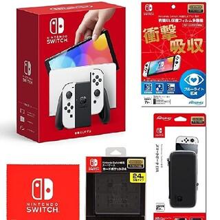 Nintendo Switch - Nintendo Switch 有機EL ホワイト