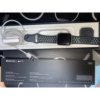 Apple Watch - Apple Watch5  Nike gps 40mm