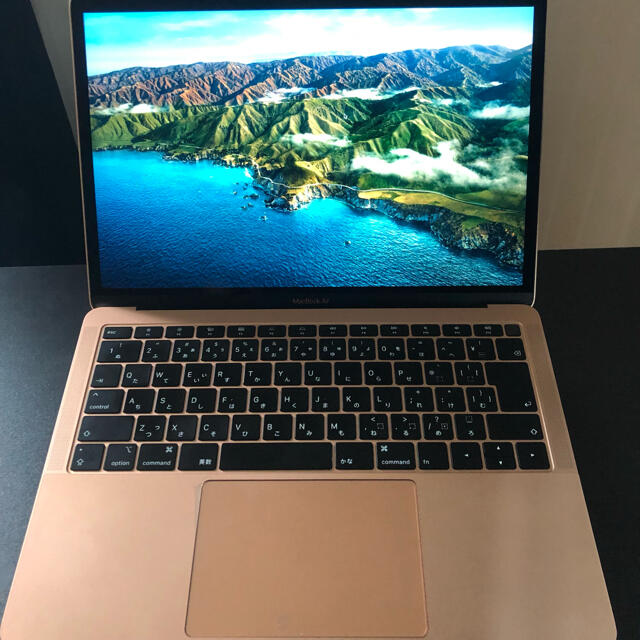 MacBook Air Retina 2018 13インチ【値下げ交渉可能】 スマホ/家電/カメラのPC/タブレット(ノートPC)の商品写真