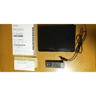 トウシバ(東芝)のREGZA ブルーレイディスクプレーヤー DBP-S450(ブルーレイプレイヤー)