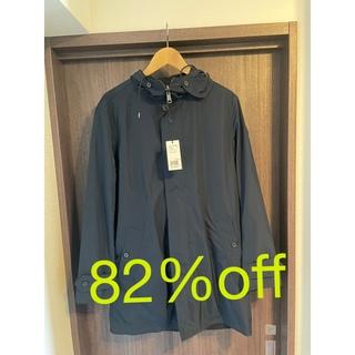 ポロラルフローレン(POLO RALPH LAUREN)の(新品)POLO RALPH LAUREN  リバーシブル フーデッド コート(ナイロンジャケット)