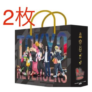 BANDAI NAMCO Entertainment - 【ナムコ限定】 東京リベンジャーズ オリジナル窓付きショッパー