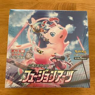 ポケモン - ポケモンカードフュージョンアーツ1BOX