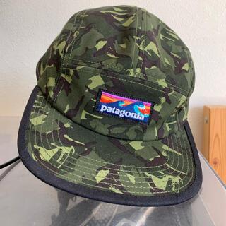 patagonia - パタゴニア patagonia / 迷彩キャップ camouflage cap