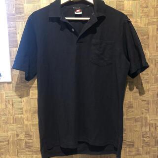 BURTLE - バートル ポロシャツ ブラック L