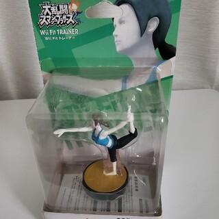 【新品未開封】amiibo(スマブラ)WiiFitトレーナー(ゲームキャラクター)