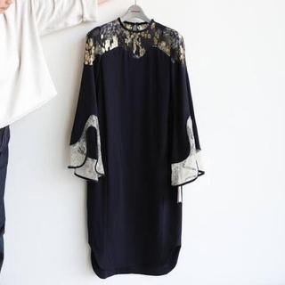 mame - mame kurogouchi 2019SS ドレス