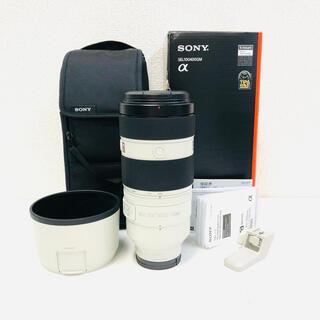 SONY - 【未使用】SONY FE 100-400mm F4.5-5.6 GM OSS